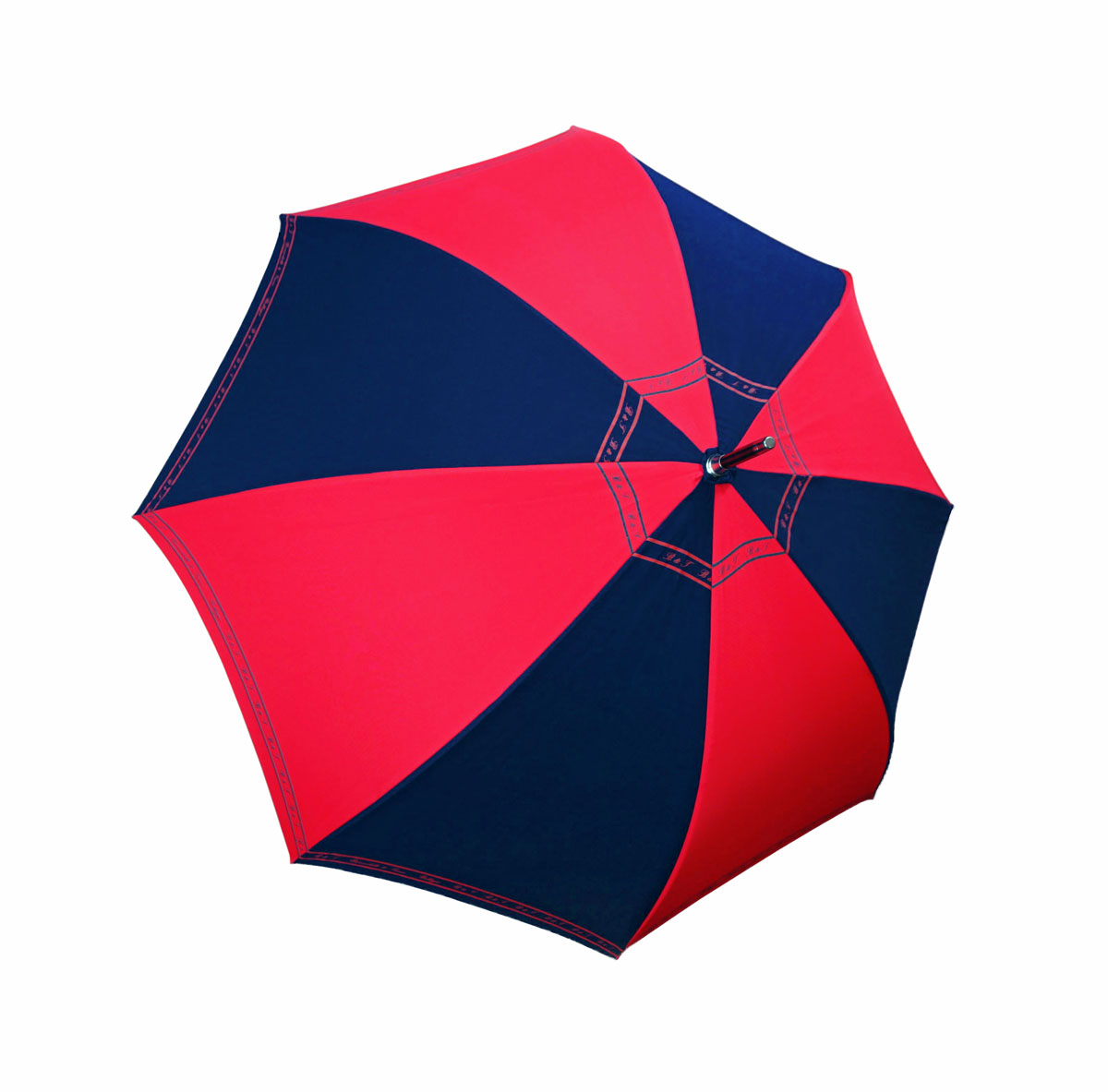 Umbrella blue-red