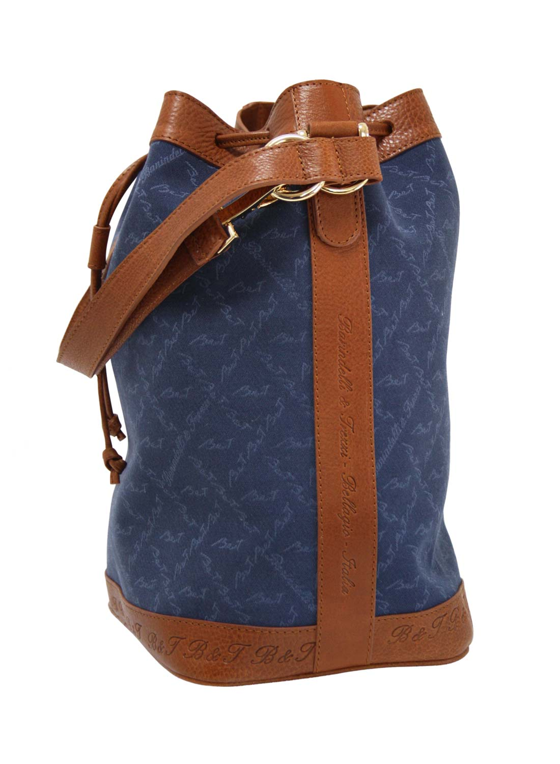 Bucket bag - blue