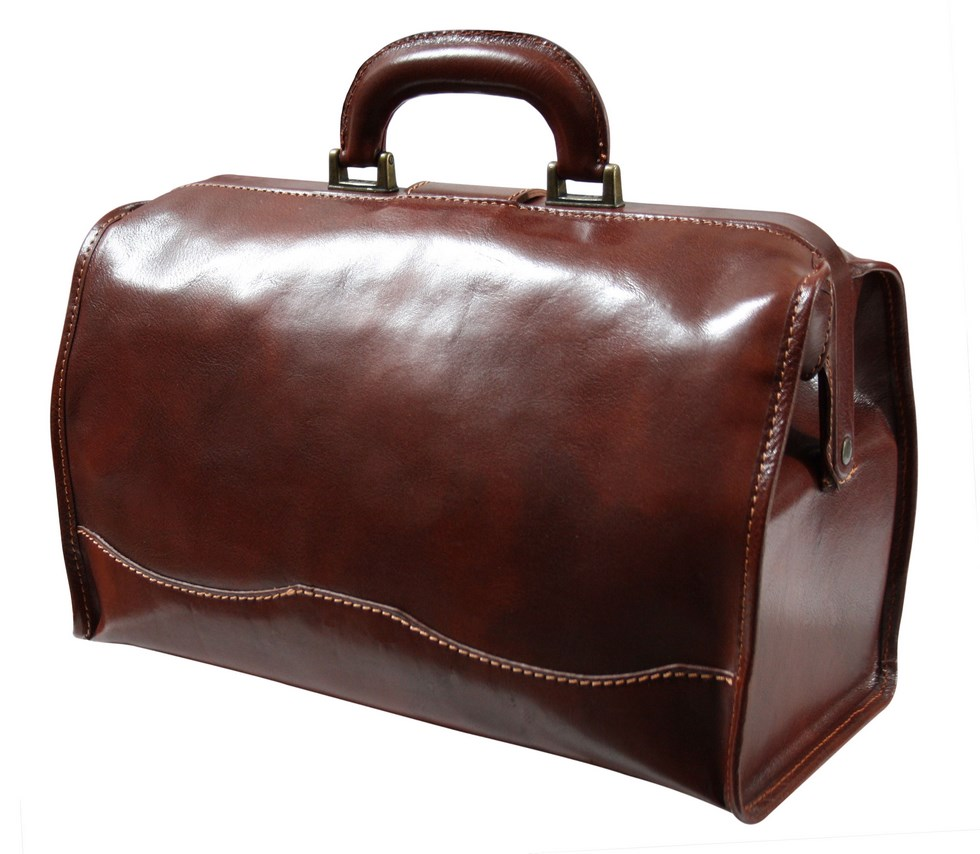 Doctor leather bag