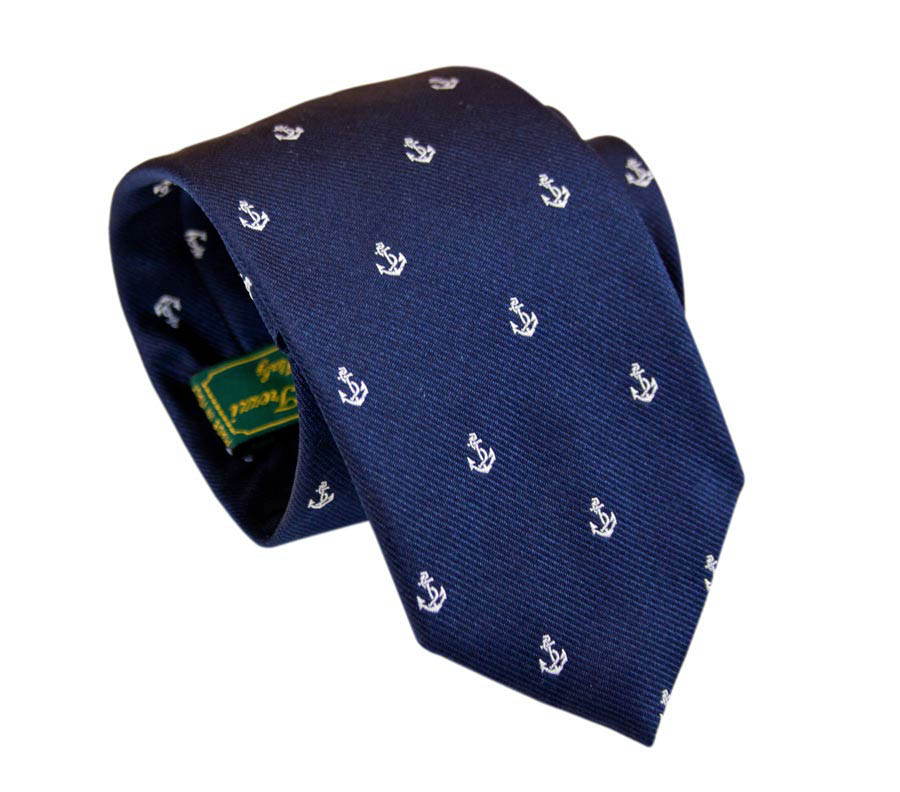 Men's silk tie - Fantasy still