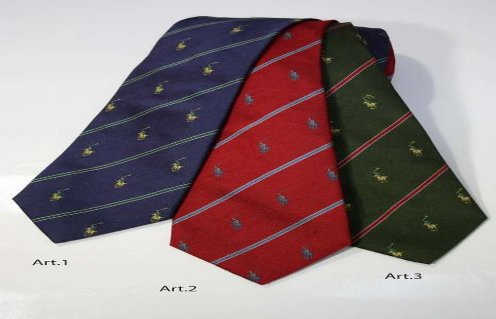 Ties stripes patterned 02A