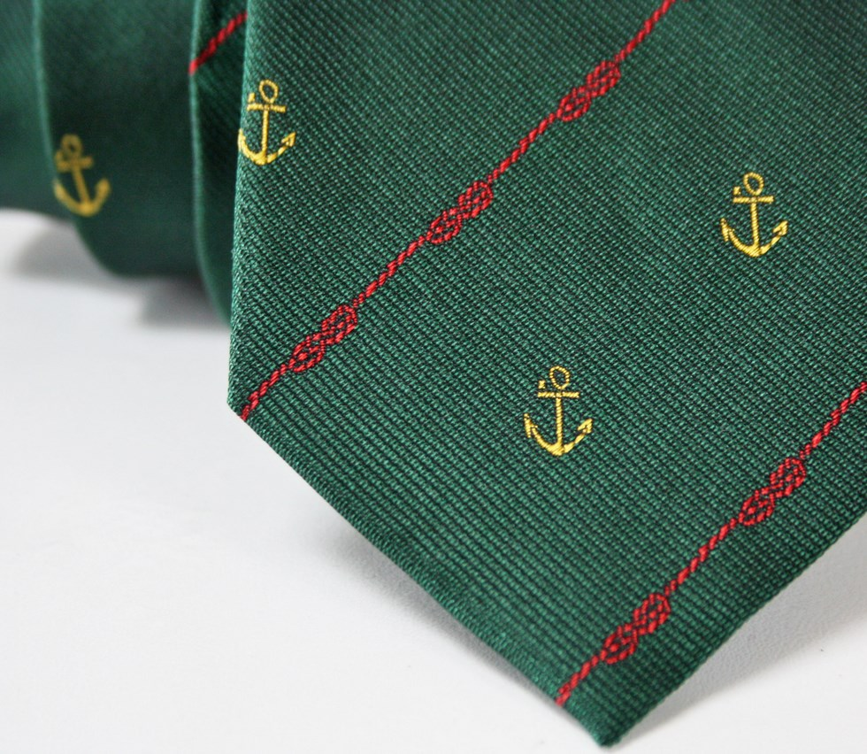 Ties design still with solid background