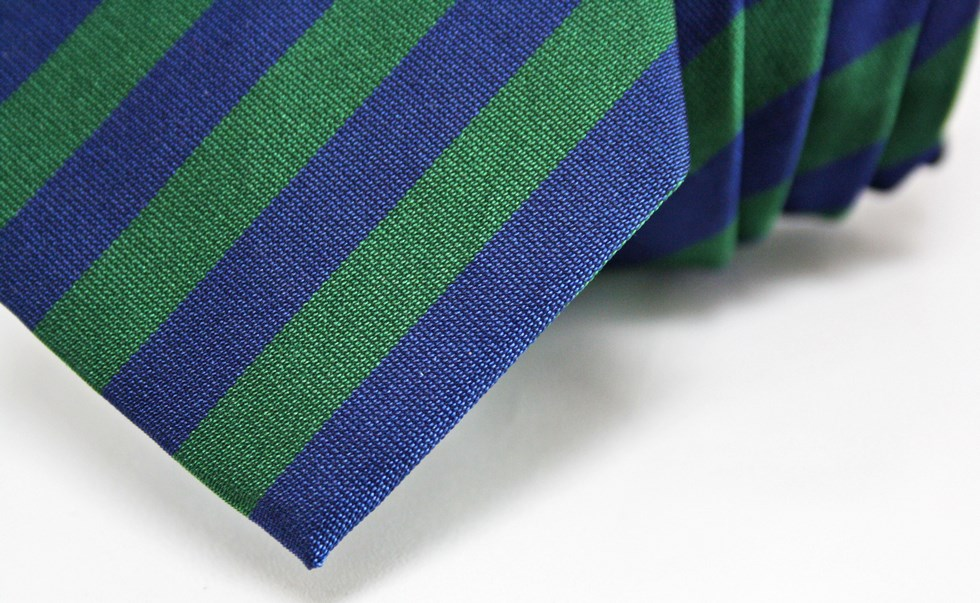 Regimental ties Silk - 1cm C.G16