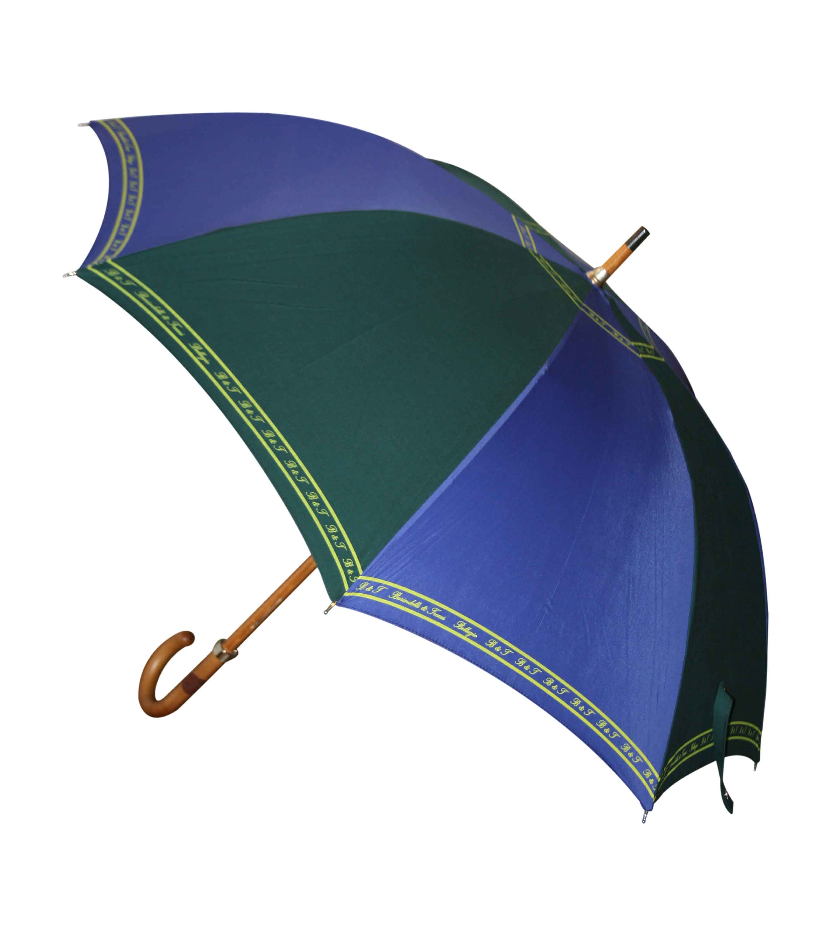 Umbrella blue-green