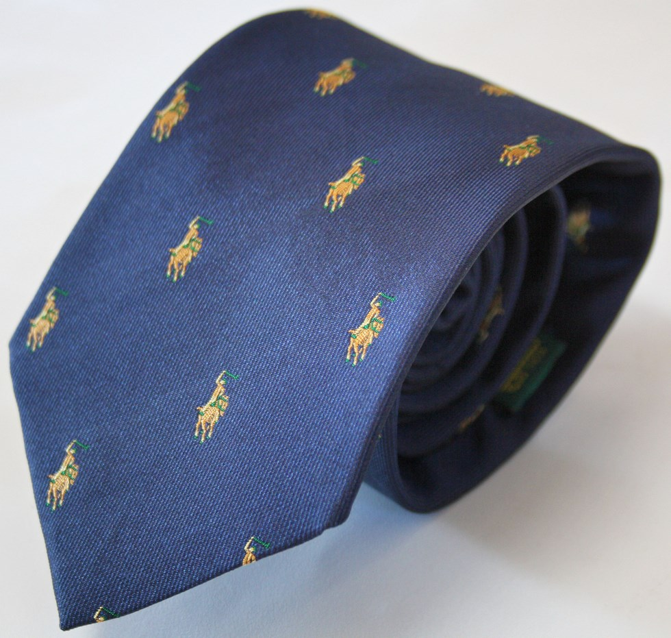 Ties solid fantasy polo player 2