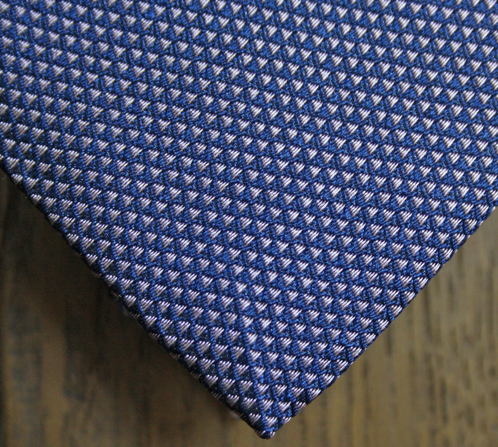 Ties geometric pattern Triangular